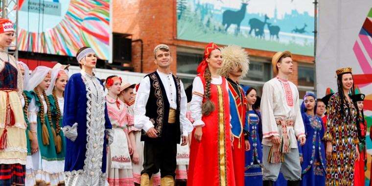 Город Волхов проведёт VIII этнокультурный фестиваль