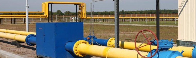 В сельской местности появляются газопроводы