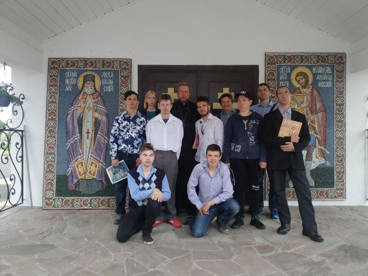 Дары Храму св. Александра Невского