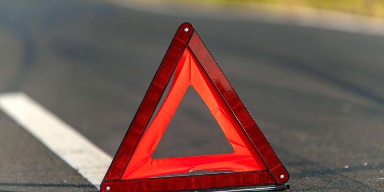 Авария на трассе «Зуево – Новая Ладога»