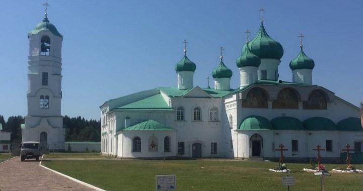 Свято-Троицкому Александро-Свирскому монастырю исполнилось 515 лет