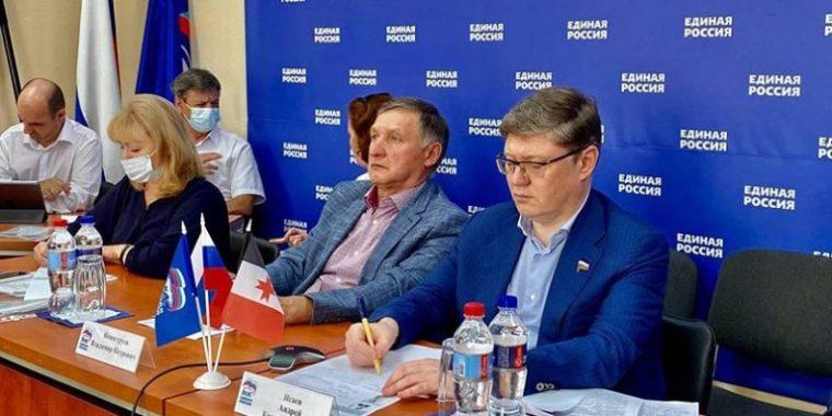 Вопросы поддержки инвалидов и расширения доступной среды станут одними из основных в народной программе «Единой России»