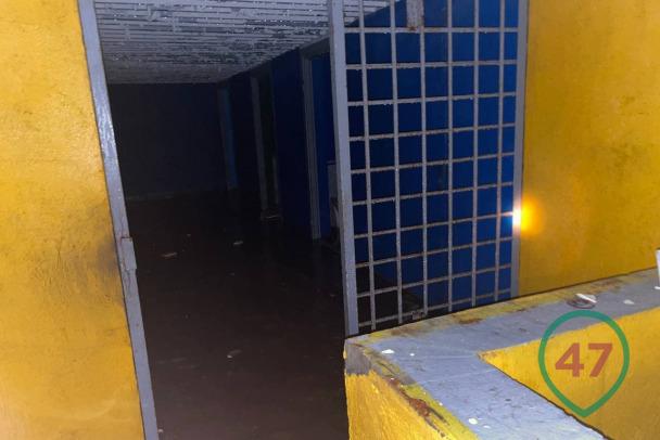 Частная тюрьма