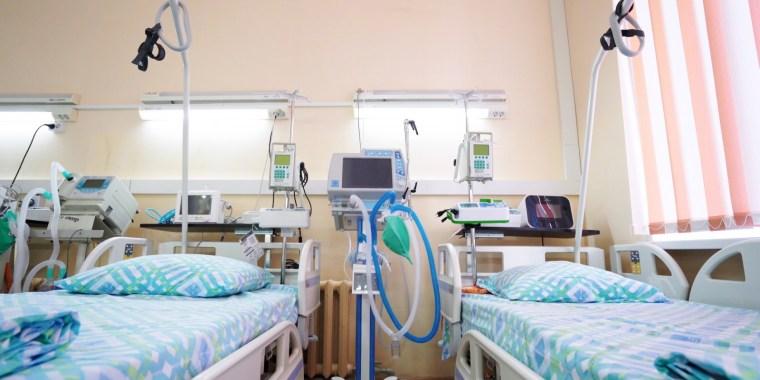 В Ленобласти увеличится количество коек для больных коронавирусом