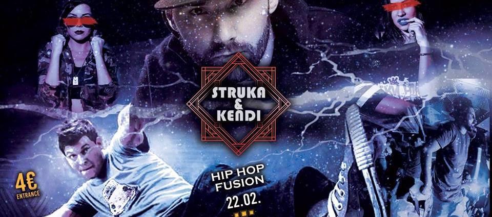 HIP HOP Fusion - Mr Stefan Braun Podgorica