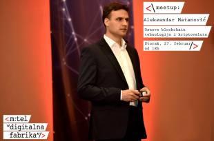 Osnove blockchain tehnologije i kriptovaluta