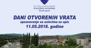 Dan otvorenih vrata Policijska Akademija