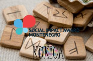Kukica finalista Social Impact Award MNE 2018