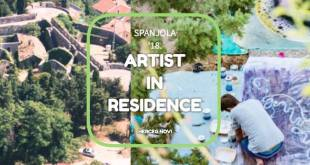 ŠPANJOLA 2018 Artist in Residence