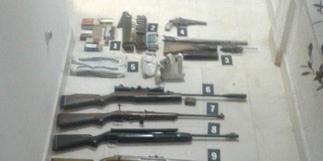 danilovgrad oduzeti oružje municija i eksploziv