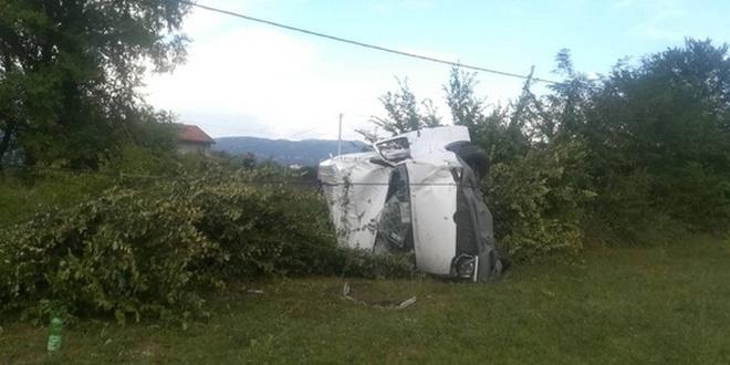 Nesreća u saobraćaju: Danilovgrađanin stradao u udesu