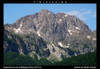 Sinjajevina-Impresivna-stena-Babjeg-Zuba-2277-m