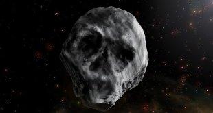 Asteroid u obliku lobanje će proći Zemlju oko Noći veštica