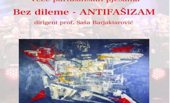 BEZ DILEME – ANTIFAŠIZAM