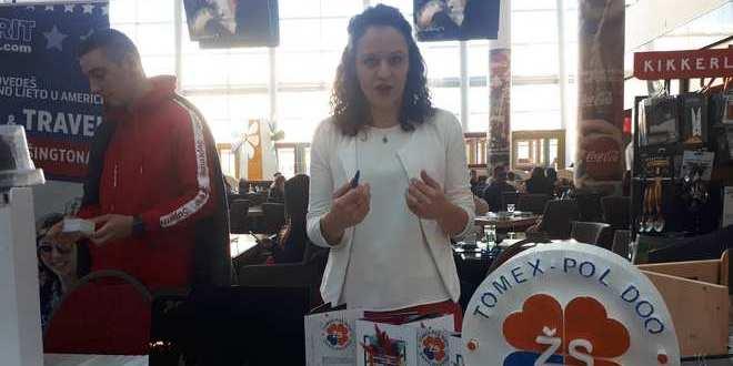 Ministarstvo sporta podržalo mlade preduzetnike