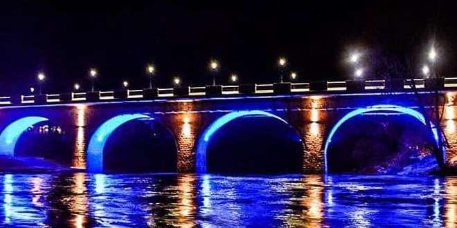 """Svečano otvaranje gradskog mosta ,,Radovan Pavićević"""""""