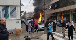 Eksplozija u centru Podgorice