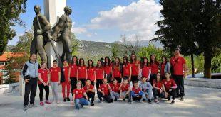 Dječji ansambl FA Danilovgrad u Istanbulu