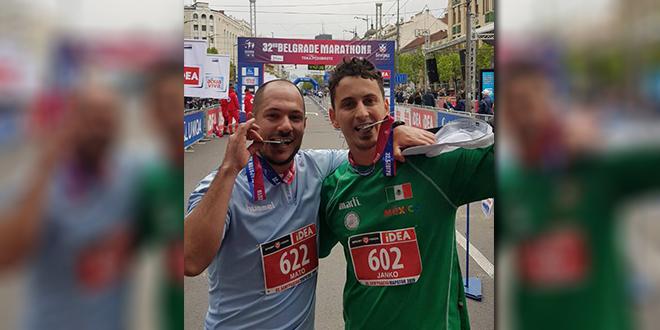 Završen Beogradski maraton