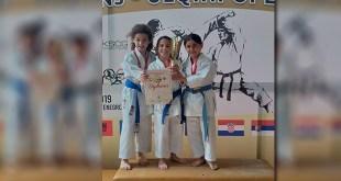 Danilovgradski karatisti osvojili 21 medalju