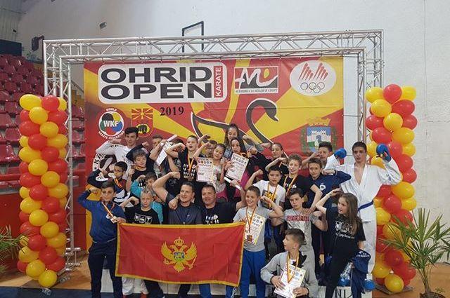 karate klub iskra ohrid open 2019
