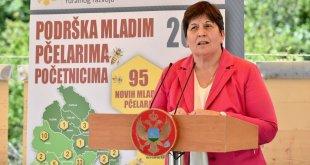 Kovačević: Kuća meda u Danilovgradu opravdala postojanje
