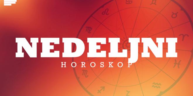 Nedeljni horoskop od 28. 7. do 4. 8. 2019.