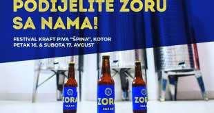 """""""ZORA"""" na Špini!"""