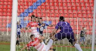 Dva igrača FK Iskra u top 11 5. kola 1.CFL fudbalske lige