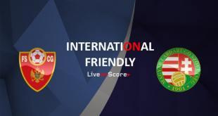 Crna Gora - Mađarska prenos uživo online Live stream