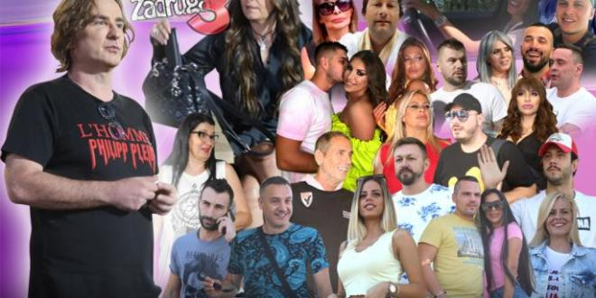 TV Pink Zadruga Uživo 24 sata