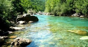 Zone zaštite u Parku prirode Rijeka Zeta