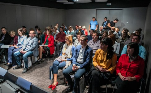 """""""Norway for you - Montenegro"""" project conference in Podgorica (hotel CentreVille) - 30.10.2019."""