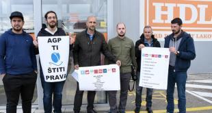 """Vlasnik """"Lakovića"""" obećao da će izaći u susret, aktivisti najavili da kreću u borbu za sve zaposlene"""