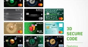 CKB omogućila besplatnu 3D Secure funkcionalnost za sve platne kartice
