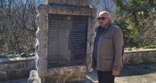 Reakcija UBNOR-a povodom skrnavljenja spomenika u mjestu Viš