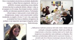 """Izložba """"Kreativno je bitno"""" u Centru za kulturu Danilovgrad"""