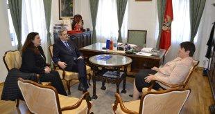 Ambasador Italije Luka Zelioli posjetio opštinu Danilovgrad
