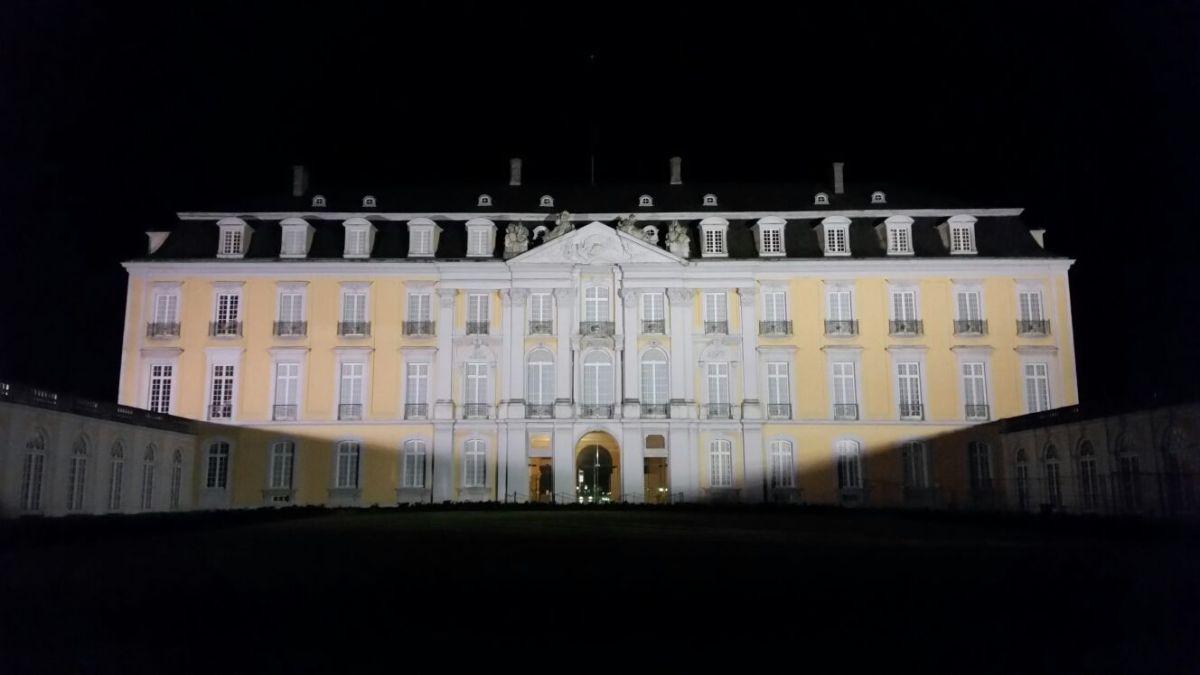 Schloss Augustusburg – Herbstimpressionen