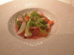 Citrus Salad - Gramercy Tavern - New York