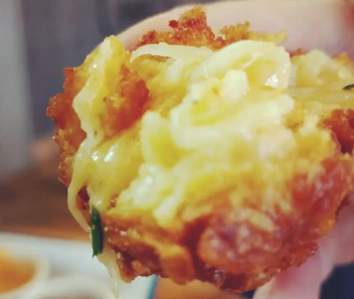 Mac'n Cheese Balls