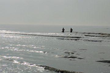 Es gibt sie, die Nordsee in St Peter Ording