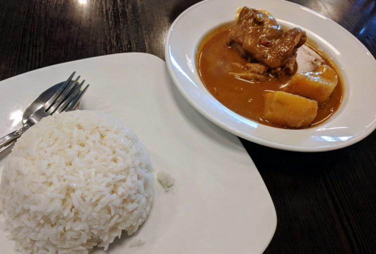 Massaman Curry Thailand