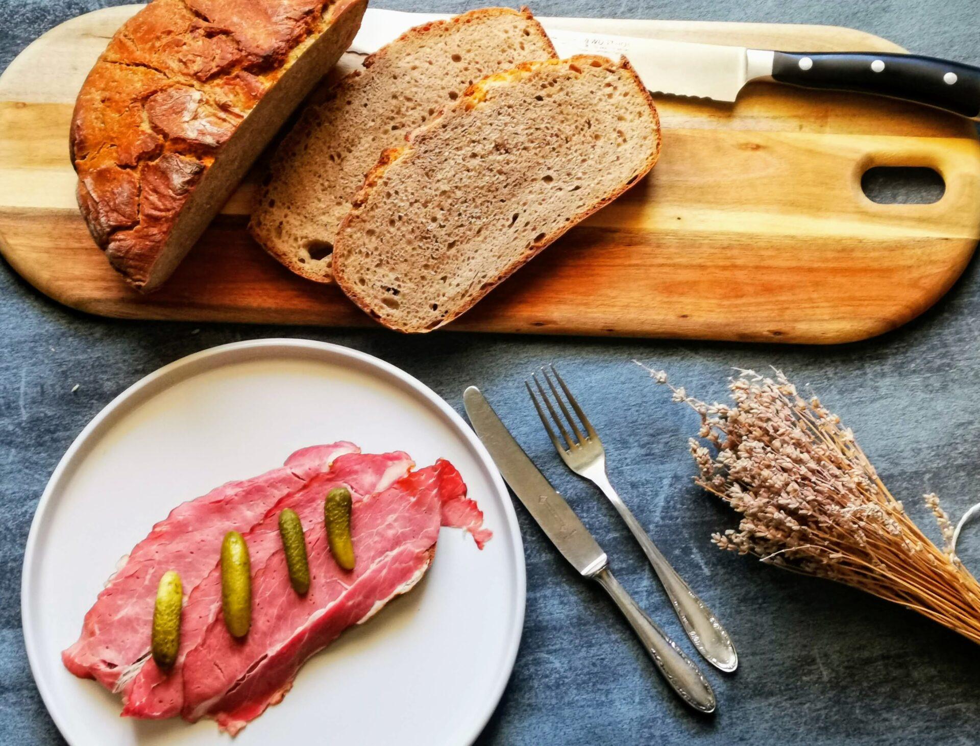 Tschechisches Böhmerwald Brot