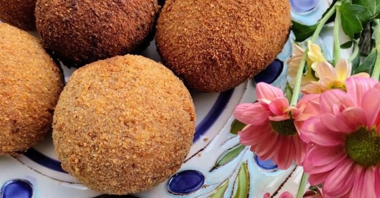 Arancino di riso - das sizilianische Street-Food Highlight-1