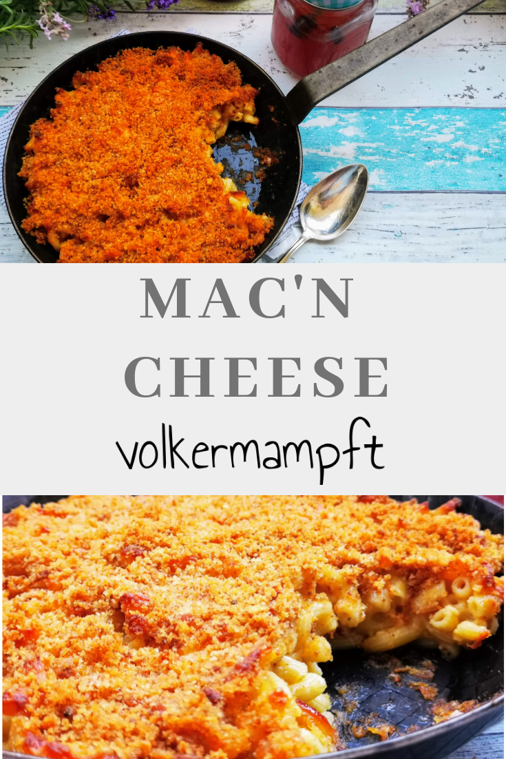 Mac and Cheese - der Klassiker aus Kanada