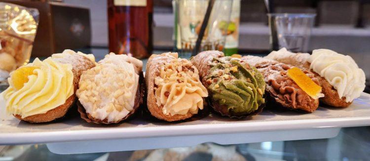 Palermo Restaurants Streetfood Sightseeing Eis