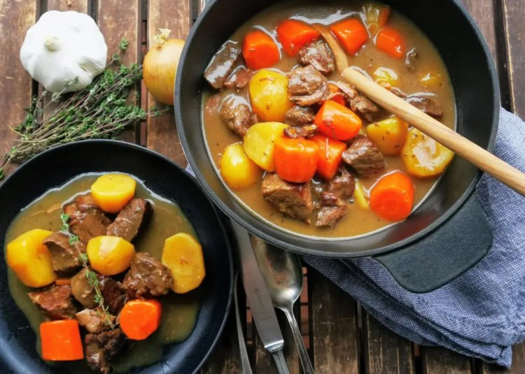 Schottisches Gulasch - Scottish Ale Stew