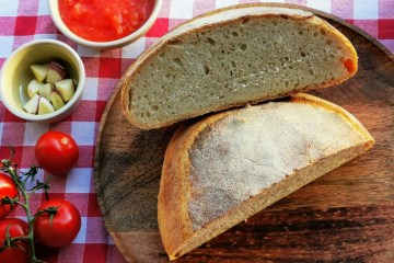 Pan Cateto - spanisches Landbrot