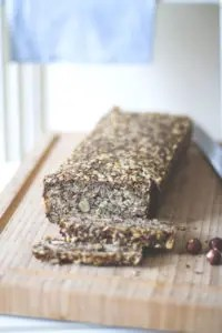 Granola-Brot – Life Changing Bread